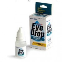 Can a person use eye Drops whilst fasting