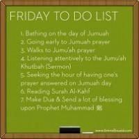 How Hadhrat Mufti Mahmood Hasan Gangohi Rahmatullahi Alayhi spend the day of Jumuah